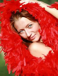 Red boa