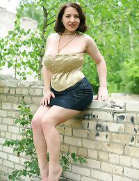 Golden corset
