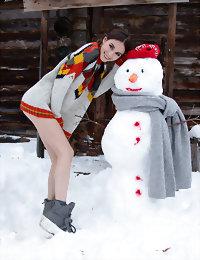 Snowman nude teens big tits